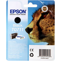 TINTA EPSON C13T07114011 NEGRO | Quonty.com | C13T07114011