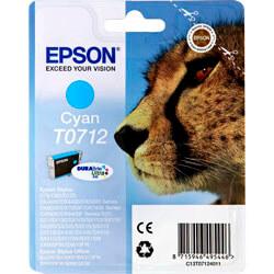 TINTA EPSON C13T071240 CYAN | Quonty.com | C13T07124011