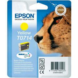 TINTA EPSON C13T071440 AMARILLO   Quonty.com   C13T07144011