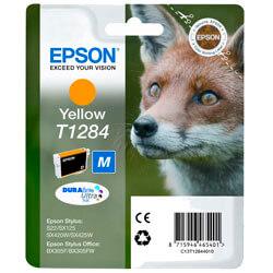 TINTA EPSON C13T12844010 AMARILLA S22/SX420/425/BX | Quonty.com | C13T12844010