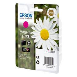 TINTA EPSON C13T18134010 Nº 18XL MAGENTA CLARIA | Quonty.com | C13T18134010