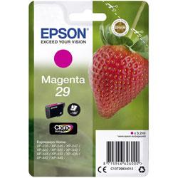 TINTA EPSON C13T29834012 Nº29 MAGENTA | Quonty.com | C13T29834012
