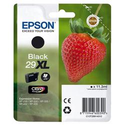 TINTA EPSON C13T29914012 Nº29XL BLACK | Quonty.com | C13T29914012