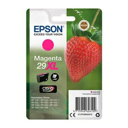 TINTA EPSON C13T29934012 Nº29XL MAGENTA | Quonty.com | C13T29934012