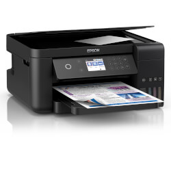 Impresora Tinta Multifunción Epson Wifi Ecotank Et-3700   Quonty.com   C11CG21401