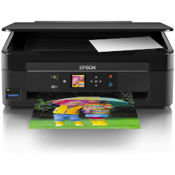MULTIFUNCIÓN EPSON EXPRESSION HOME XP-342 WIFI NEGRO 33PPM/COLOR 15PPM 5760X1440PX | Quonty.com | C11CF31403