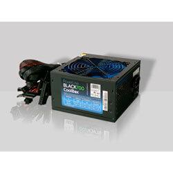 FUENTE ALIMENTACION 700W COOLBOX POWERLINE PFC-PASIVO 4SATA MOLEX PCI-E 12CM ATX | Quonty.com | COO-FAPW700-BK