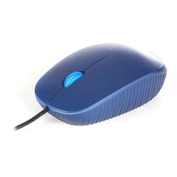 Raton Ngs Flame Blue Optico 1000dpi Usb Blue | Quonty.com | FLAMEBLUE