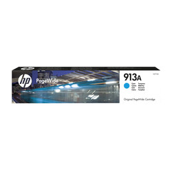 Tinta Hp Pagewide 913a Cian   Quonty.com   F6T77AE
