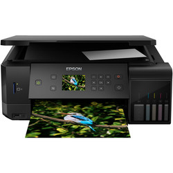 Impresora Multifuncion Tinta Epson Ecotank Et-7700 Wif 32ppm   Quonty.com   C11CG15401