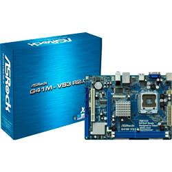 PLACA ASROCK G41M-VS3 R.2.0 INTEL775 2DDR3 VGA SATA2 USB2.0 | Quonty.com | 90-MXGI40-A0UAYZ