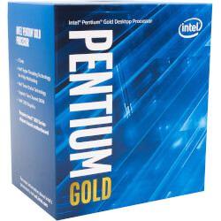 MICRO INTEL PENTIUM GOLD G5400 3,70GHZ LGA1151 C/VENTILADOR BOX | Quonty.com | BX80684G5400