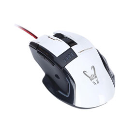 RATON WOXTER GAMING STINGER FX90M BLANCO | Quonty.com | GM26-024