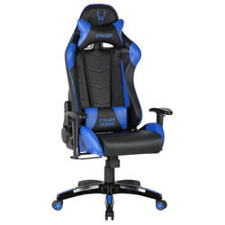 SILLA GAMING WOXTER STINGER STATION AZUL | Quonty.com | GM26-026