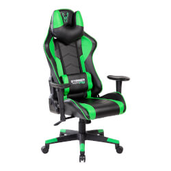 SILLA GAMING WOXTER STINGER STATION PRO VERDE | Quonty.com | GM26-041