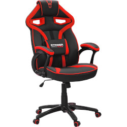 Silla Gaming Woxter Stinger Station Alien Rojo | Quonty.com | GM26-055
