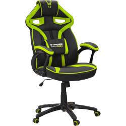 SILLA GAMING WOXTER STINGER STATION ALIEN VERDE | Quonty.com | GM26-056
