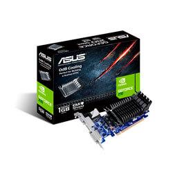 ASUS EN210 SILENT/DI/1GD3/V2(LP) 1GB DDR3 PCIE2.0 LP | Quonty.com | 90-C1CP6Z-L0UANAYZ