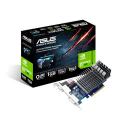 ASUS GT710-1-SL-BRK 1GB DDR3 PCIE2.0 | Quonty.com | 90YV0944-M0NA00