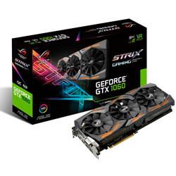 ASUS STRIX-GTX1060-O6G-GAMING 6GB GDDR5 PCIE3.0 | Quonty.com | 90YV09Q0-M0NA00