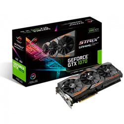 ASUS STRIX-GTX1070-8G-GAMING 8GB GDDR5 PCIE3.0 | Quonty.com | 90YV09N2-M0NA00