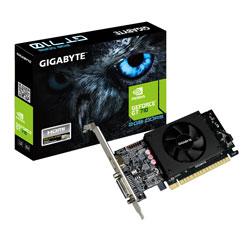 Gigabyte Gv-N710d5-2gl 2gb Gddr5 Pcie2.0 Hdmi | Quonty.com | GV-N710D5-2GL