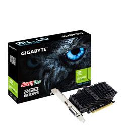 TARJETA GRAFICA GIGABYTE GV-N710D5SL-2GL 2GB GDDR5 PCIE2.0 HDMI PERFIL BAJO SILENT | Quonty.com | GV-N710D5SL-2GL