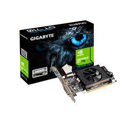 GIGABYTE GV-N710D3-2GL 2GB DDR3 PCIE2.0 | Quonty.com | GV-N710D3-2GL