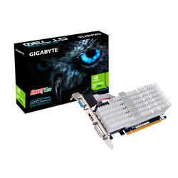 TARJETA GRAFICA GIGABYTE GV-N730SL-2GL 2GB DDR3 PCX3.0 HDMI | Quonty.com | GV-N730SL-2GL