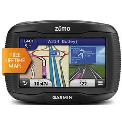 GPS MOTO GARMIN ZÜMO 395LM 4.3' MAPAS EUROPA GRATIS DE POR VIDA BLUETHOOT | Quonty.com | 010-01602-10