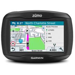 GPS MOTO GRAMIN ZÜMO 345LM 4.3'' EUROPA OCCIDENTAL GRATIS DE POR VIDA BLUETOOTH | Quonty.com | 010-01602-12