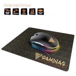 RATÓN GAMING GAMDIAS ZEUS E1 | Quonty.com | 16710-19020-00200-G