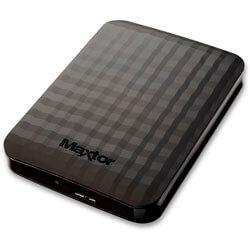 HDD SEAGATE EXTERNO 2.5'' 1TB USB3.0 MAXTOR M3 NEGRO | Quonty.com | STSHX-M101TCBM