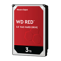 Hdd Wd Nas 3.5&Quot; 3tb 5400rpm 256mb Sata3 Red | Quonty.com | WD30EFAX