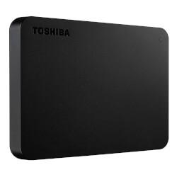 Hdd Toshiba Externo 2.5'' 2tb Usb3.0 Canvio Basics | Quonty.com | HDTB420EK3CA
