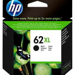 TINTA HP C2P05AE Nº 62XL NEGRO | Quonty.com | C2P05AE