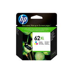 TINTA HP C2P07AE Nº 62XL TRICOLOR | Quonty.com | C2P07AE