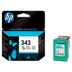 TINTA HP C8766E Nº 343 COLOR | Quonty.com | C8766EE