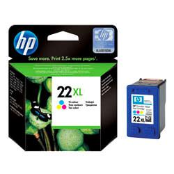 TINTA HP C9352C Nº 22XL TRICOLOR | Quonty.com | C9352CE