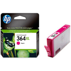 TINTA HP CB324EE Nº 364XL MAGENTA | Quonty.com | CB324EE
