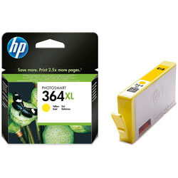 TINTA HP CB325EE Nº 364XL AMARILLO | Quonty.com | CB325EE