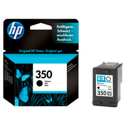 TINTA HP CB335E Nº 350 NEGRO | Quonty.com | CB335EE