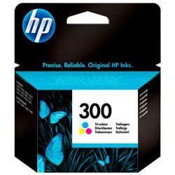 TINTA HP CC643EE Nº 300 COLOR | Quonty.com | CC643EE
