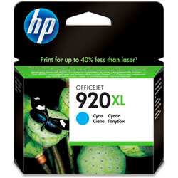 TINTA HP CD972AE Nº 920XL CYAN | Quonty.com | CD972AE
