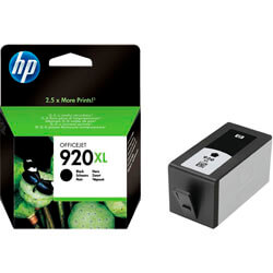 TINTA HP CD975AE Nº 920XL NEGRA | Quonty.com | CD975AE