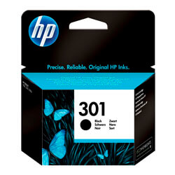Tinta Hp Ch561ee Nº 301 Negro 190 Pag. | Quonty.com | CH561EE