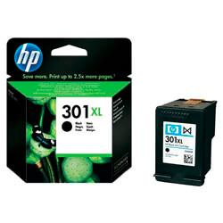 TINTA HP CH563EE Nº 301XL NEGRO 480 PAG. | Quonty.com | CH563EE