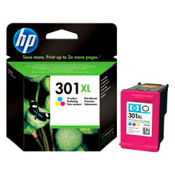 TINTA HP CH564EE Nº 301XL COLOR 330 PAG. | Quonty.com | CH564EE