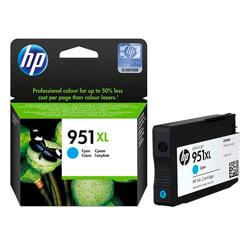 TINTA HP CN046AE Nº 951XL CYAN | Quonty.com | CN046AE