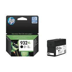 TINTA HP CN053AE Nº 932XL NEGRO OF. 6100/6600/6700 | Quonty.com | CN053AE